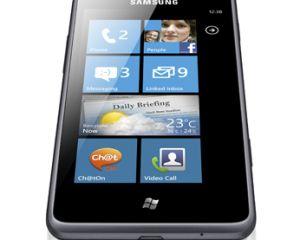 Le Samsung Omnia M, un nouveau Windows Phone d'entrée de gamme