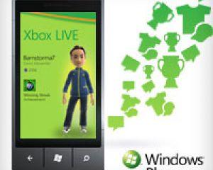 Démo vidéo des jeux Xbox LIVE actuels et futurs pour Windows Phone