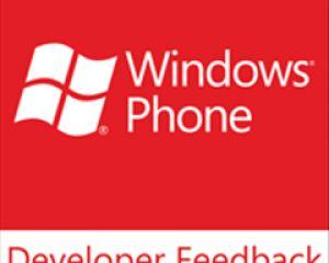 Sortie de WPDev Feedback sur le Marketplace Windows Phone