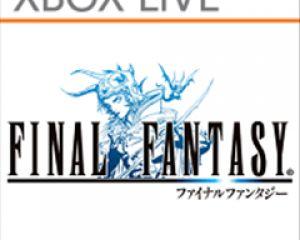 Final Fantasy est le jeu Xbox Live de la semaine