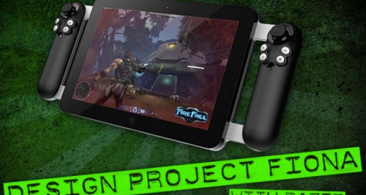[MàJ] Razer Fiona, concours : gagnez la tablette destinée aux gamers !