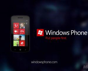 Nouvelle publicité pour Windows Phone Mango