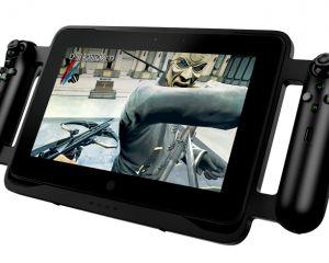 Razer Edge : la tablette destinée aux gamers devient réalité