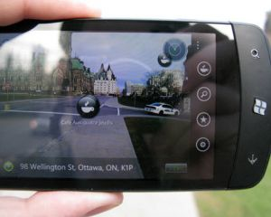 [DEV] Geo Augmented Reality Toolkit disponible pour Windows Phone