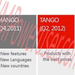 Une roadmap Windows Phone fuitée : le futur avec Tango et Apollo ?
