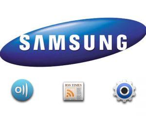 AllShare, RSS Times et SMS avancés : 3 nouvelles applications Samsung