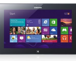 Samsung dévoile la ATIV Tab et les Smart PC