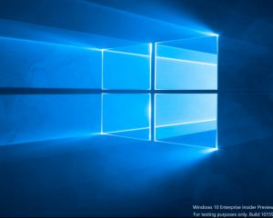 Windows 10 desktop : la Build 10159 est déjà là et offre le nouveau fond d'écran