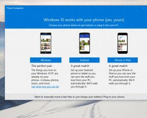 "Avec Windows 10 Phone Companion, ""Windows 10 aimera tous les appareils"""