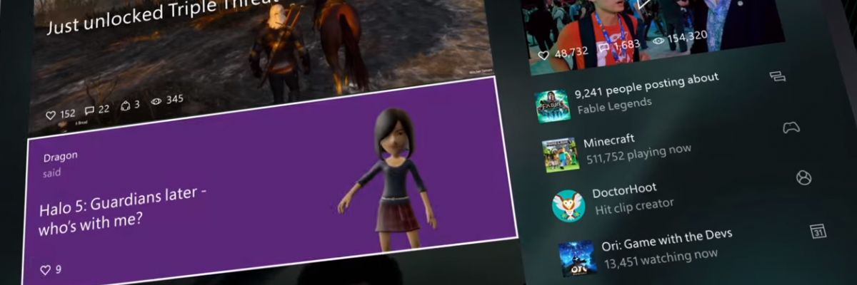 Windows 10 : la version Xbox One sera disponible dès le 12 novembre prochain
