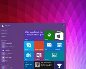 Windows 10 desktop TP : build 10061 et la màj de Smartglass