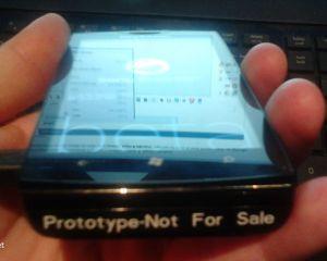 Un nouveau prototype Sony Ericsson sous Windows Phone