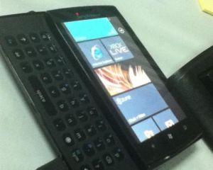 Le prototype Sony Ericsson Julie en vidéo