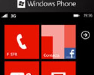 Un WP7 pas cher : le Windows Phone Internet 7 disponible chez SFR