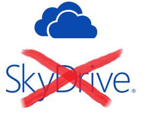 Suite à un procès, Microsoft va devoir changer le nom de SkyDrive