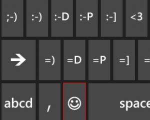 [Tuto] Connaître tous les raccourcis des smileys sur Windows Phone