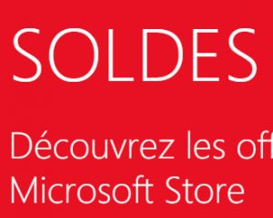 Microsoft Store : offres sur les Surface et Office 365