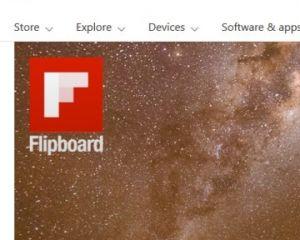 Windows 10 : première ébauche du Windows Store unifié ?