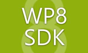 Le SDK Windows Phone 8 désormais en Release Candidate