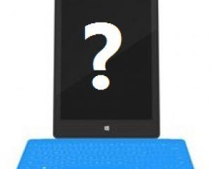 [MAJ] La Surface Mini pas avant le printemps 2014