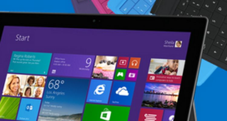[Bon plan] La Surface Pro 2 à partir de 780€, Type Cover 2 inclus