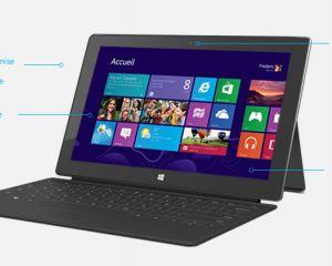 Microsoft Surface Pro : la moitié de l'autonomie de la Surface RT