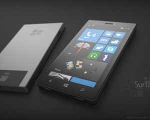 Concept : un Windows Phone au look de la Surface de Microsoft