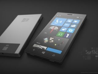 Concept : un Windows Phone au look de la Surface de Microsoft
