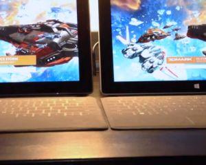 Comparatif entre la Microsoft Surface et Surface 2 sous WRT 8.1