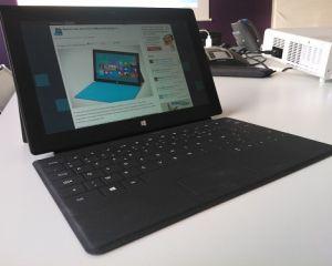 Test de la Microsoft Surface RT