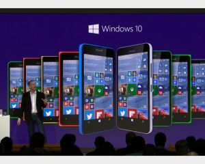 [MWC 2015] Nouvelle démo de Windows 10, Office, Spartan sur smartphone