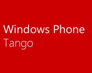 Déploiement de la mise à jour  Windows Phone Tango (Refresh) en cours