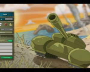 Démo du jeu multiplateforme Tanks sur Windows Phone 7 et Windows 8