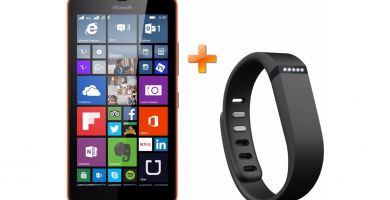 [Bon plan] Microsoft Lumia 640 XL avec un Fitbit Flex offert chez Boulanger