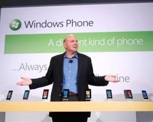 L'objectif de Microsoft : vendre 100 millions de Windows Phone en 2012