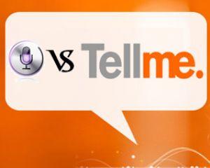 Siri contre TellMe : deuxième round