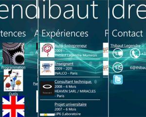 Le premier CV français sur le Marketplace