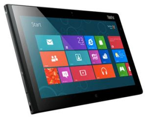 La Thinkpad Tablet 2 sous Windows 8 officialisée par Lenovo