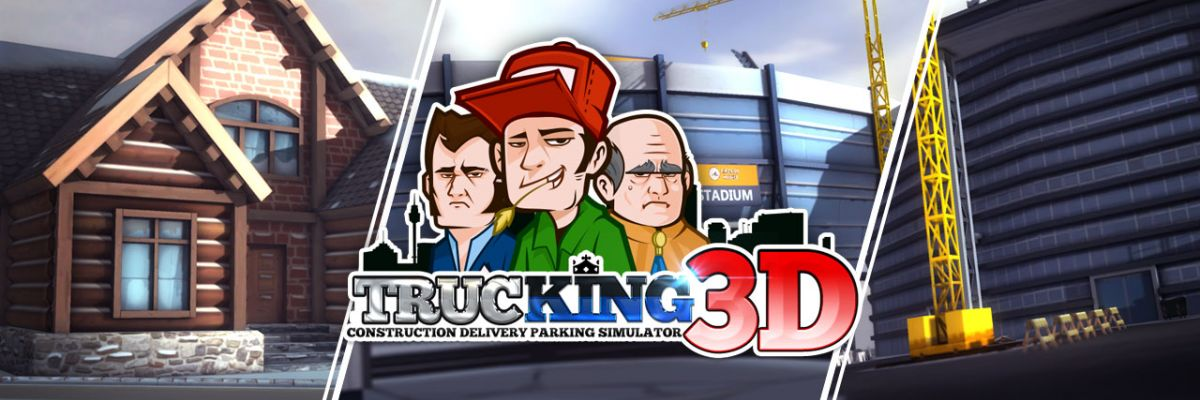 Trucking 3D, le dernier portage de Game Troopers en version universelle