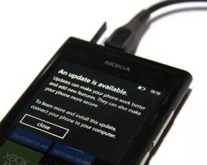 Mise à jour firmware pour le Lumia 800 : 1600.2489.8107.12072