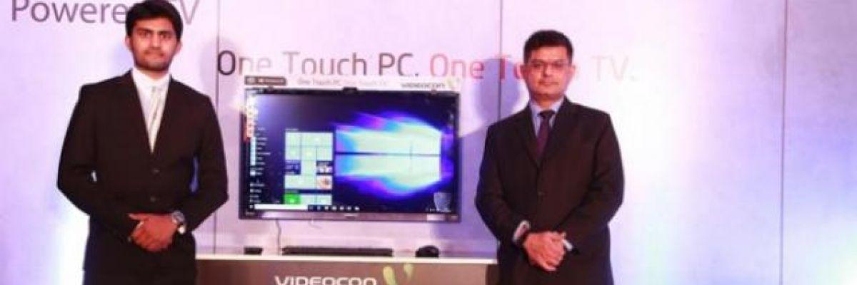 La première télévision sous Windows 10 présentée en Inde, à quand chez nous ?