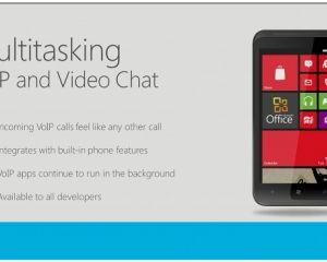 Skype et l'intégration de la VoIP dans Windows Phone 8