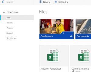 OneDrive (version web) : Microsoft propose une sympathique refonte visuelle