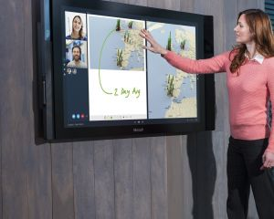 Microsoft Surface Hub : l'écran tactile de 84 pouces sous Windows 10
