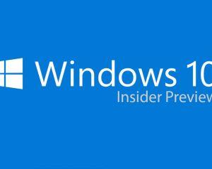 La build 10547 de Windows 10 Insider Preview (PC) est disponible