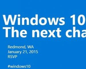 "[Evènement] W10 : MS annonce ""The Next Chapter"" pour son OS le 21/01"