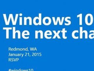 """[Evènement] W10 : MS annonce """"The Next Chapter"""" pour son OS le 21/01"""