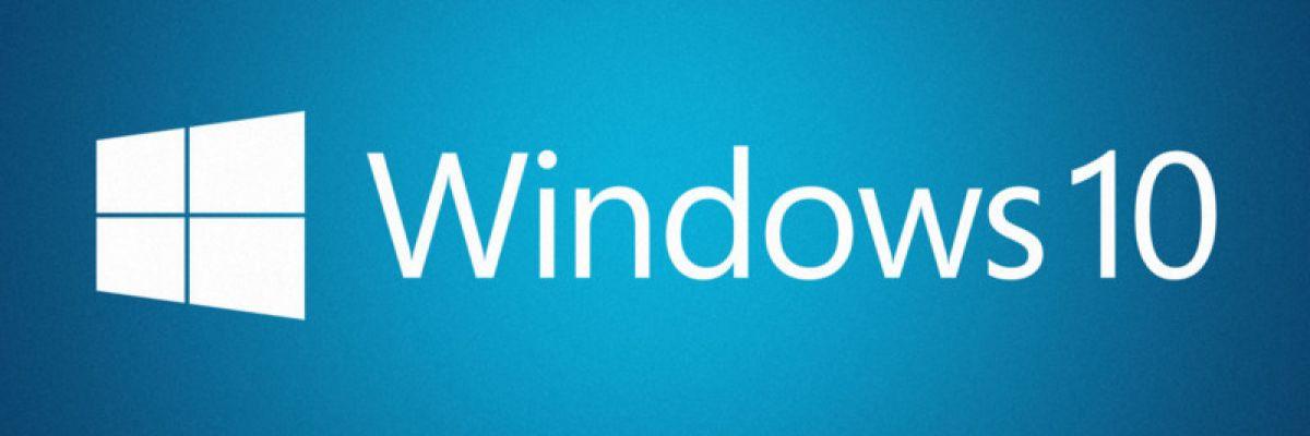 Windows 10 PC préversion 10576 : voilà ce que Microsoft n'avait jamais fait