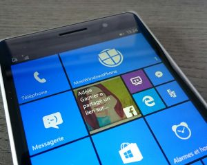 ​Photos et impressions de Windows 10 mobile preview build 10149