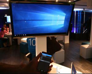 Le mode Continuum grâce au Display Dock : notre première prise en main